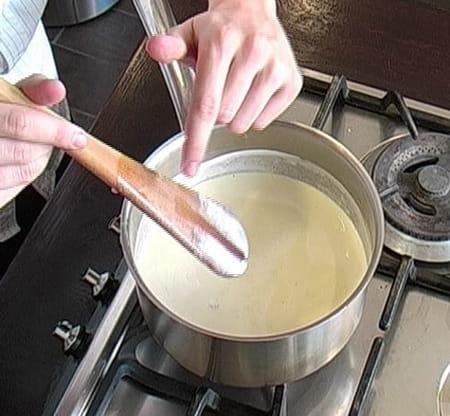 Crème anglaise maison